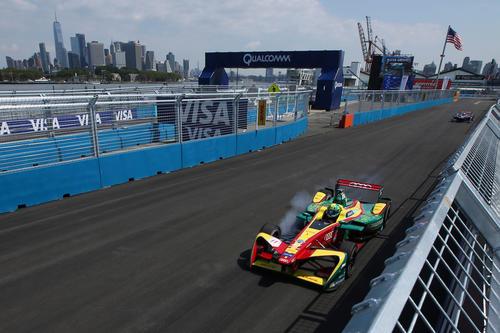 FIA Formula E 2016/2017, New York
