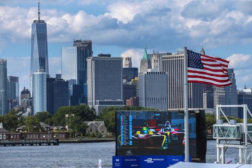 FIA Formel E 2016/2017, New York