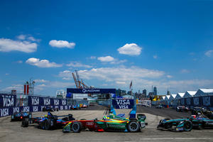 FIA Formula E 2016/2017, New York