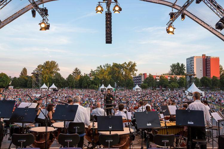 Audi Sommerkonzerte 2017
