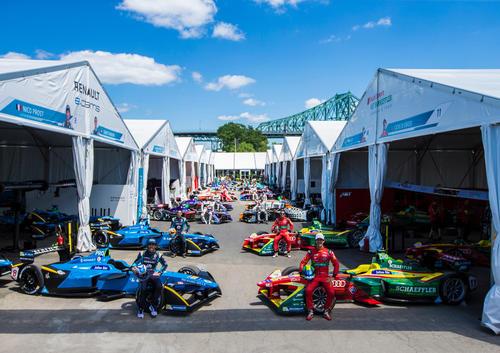 FIA Formel E 2016/2017, Montreal