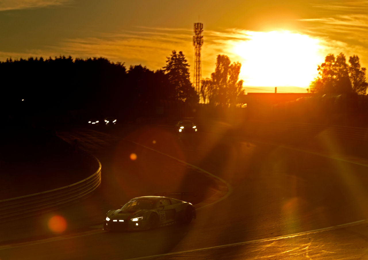 Audi Sport with eleven cars in Spa 24 Hours