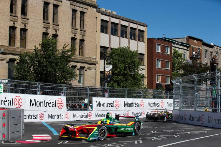 FIA Formula E 2016/2017, Montreal