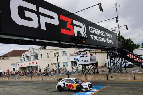 FIA-Rallycross-WM 2016, Canada RX
