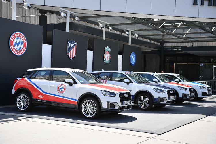 Audi Cup 2017