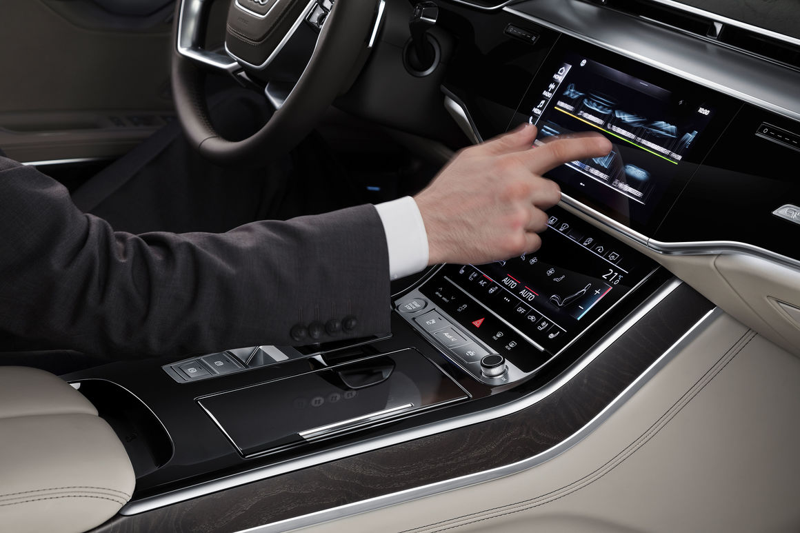 Audi Mmi Update >> Controls and infotainment | Audi MediaCenter