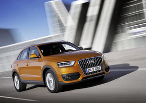 AUDI AG: double-digit sales growth continues in September