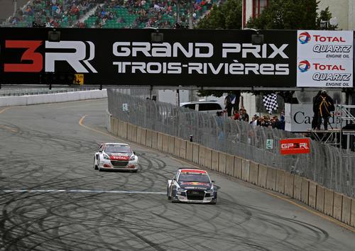 World RX Trois-Rivières 2017