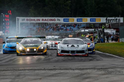Schwedische GT-Meisterschaft 2017