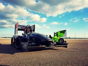 Formula Student Germany 2017: Audi elektrisiert