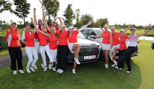 Final Four, KRAMSKI Deutsche Golf Liga presented by Audi