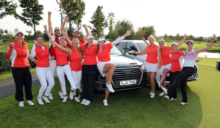 Final Four, KRAMSKI Deutsche Golf Liga presented by Audi