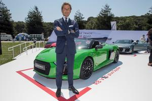 Audi Sport at the Monterey Car Week