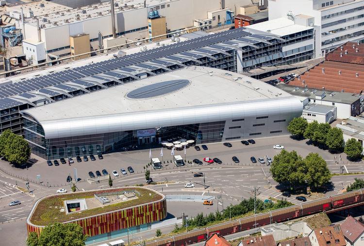 Audi Forum Neckarsulm