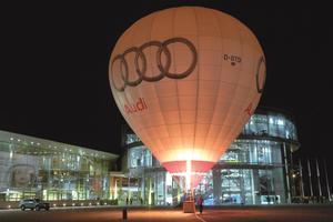 Audi museum mobile