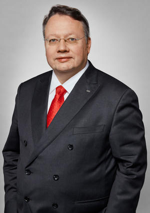 Alexander Seitz (55) will take over Finance, IT and Integrity at AUDI AG on September 1.