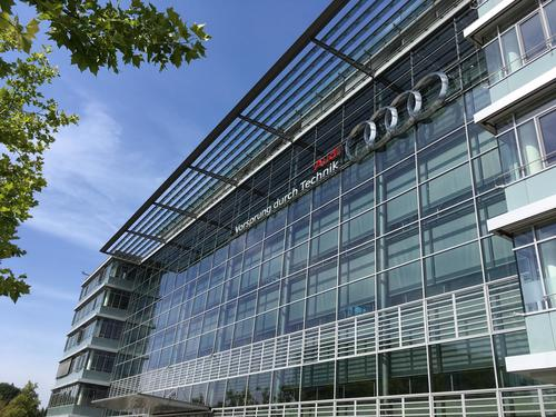 AUDI AG, Head Quarter Ingolstadt, Germany