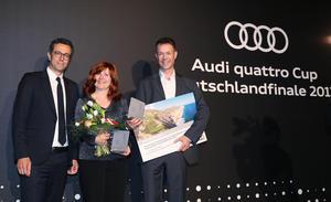 Audi quattro Cup German finale