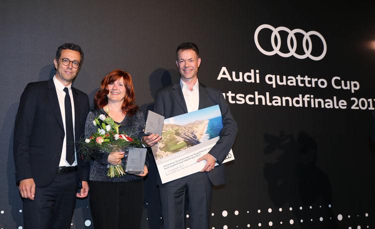 Audi quattro Cup German finale 2017