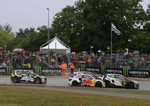 World RX Lohéac 2017
