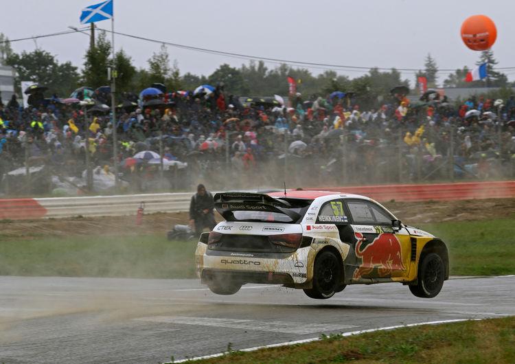 FIA-Rallycross-WM 2017, Lohéac RX