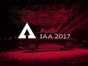 Audi IAA 2017