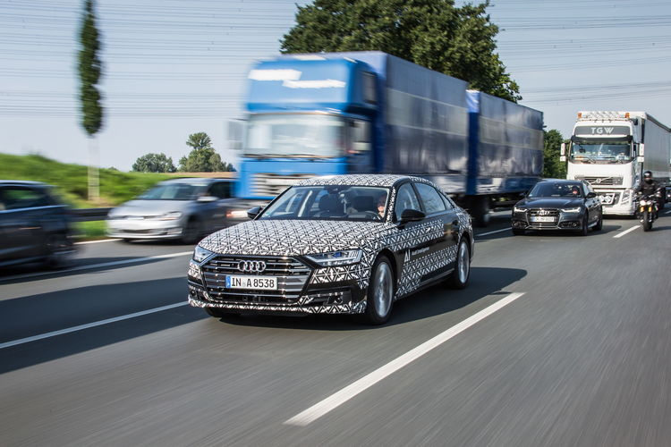 automated driving at a new level the audi ai traffic jam pilot rh audi mediacenter com audi traffic jam pilot united states audi ai traffic jam pilot system