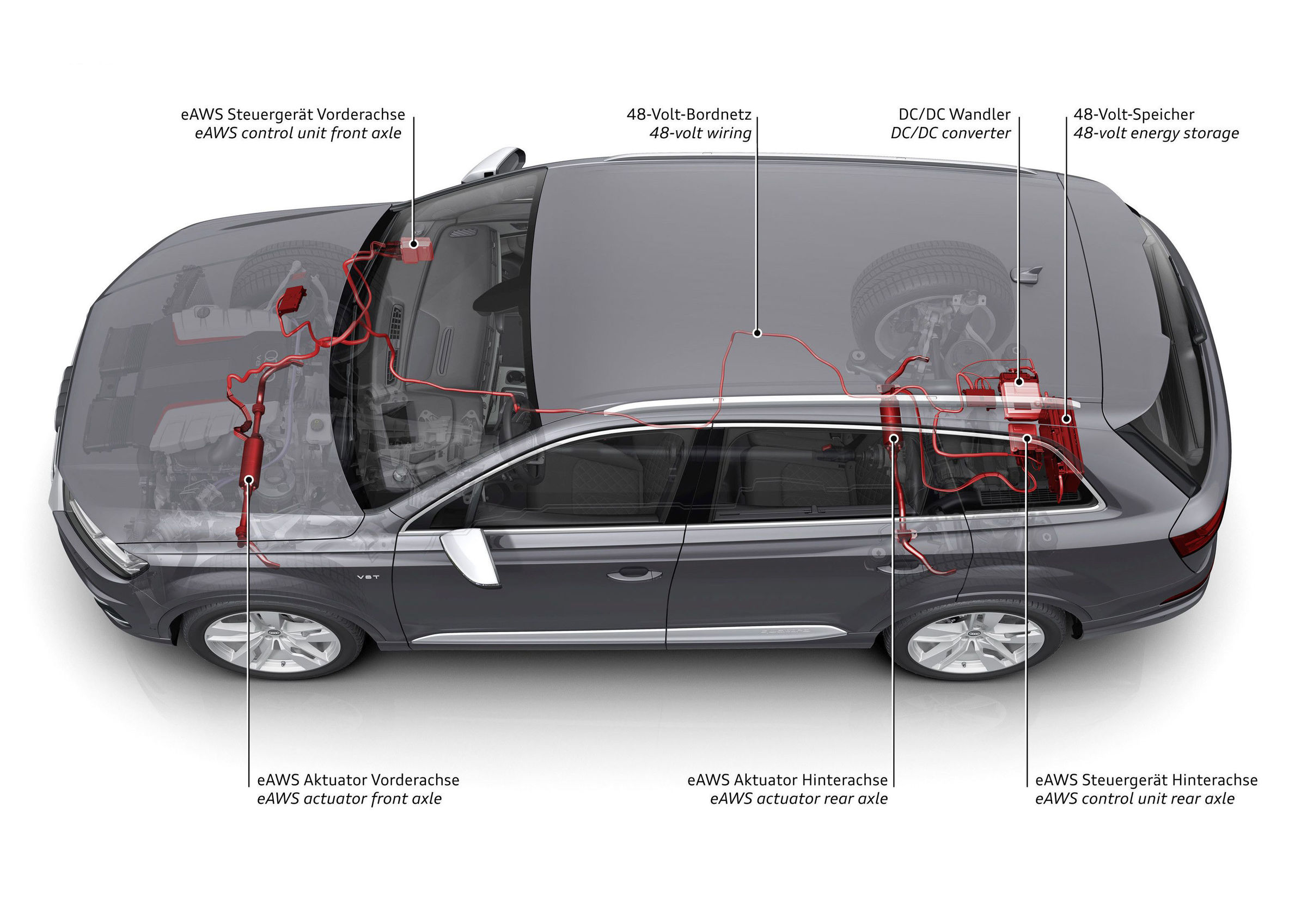 audi electromechanical steering problems