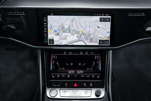 Navigationstechnologie auf höchstem Niveau: Audi und HERE entwickeln Hand in Hand