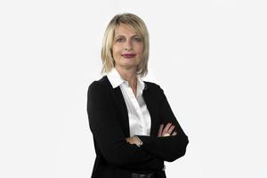 Katia Bassi, Chief Marketing Officer und Mitglied des Management Boards von Automobili Lamborghini