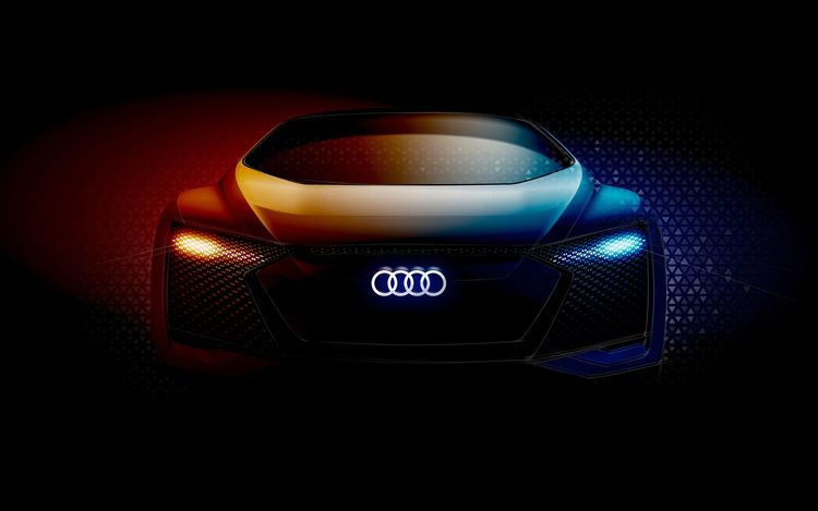 Audi At The Iaa 2017 Autonomous Driving In Three Steps