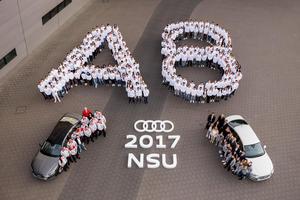 273 Auszubildende starten ihre Ausbildung am Audi-Standort Neckarsulm