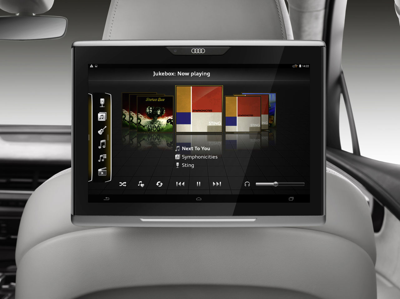 Audi connect and infotainment | Audi MediaCenter