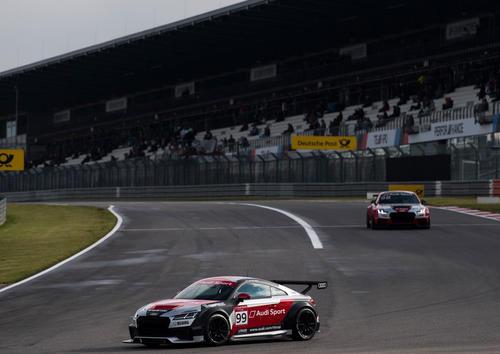 Audi Sport TT Cup Nürburgring 2017
