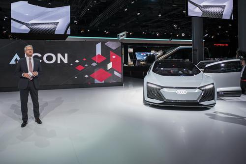 Volkswagen Group Preview Night IAA 2017