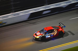 Second consecutive victory for Audi at Daytona