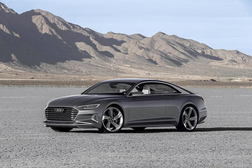 Audi prologue piloted driving