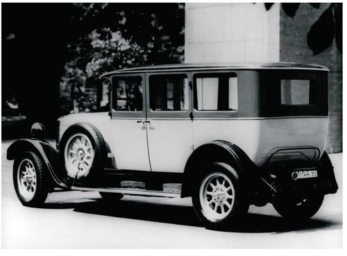 Horch 8 Typ 303 1926/1927 mit 3,2 Liter-Achtzylinder-Motor Deutschlands erster serienmäßiger Achtzylinder