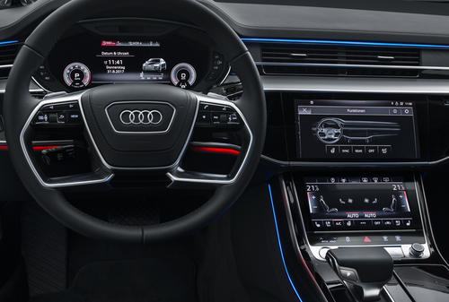 The New Audi A Future Of The Luxury Class Audi MediaCenter - Audi a8