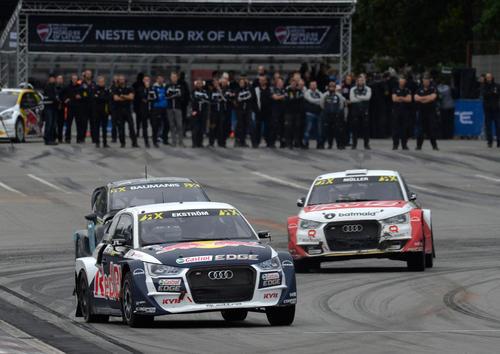 FIA-Rallycross-WM 2017, Latvia RX