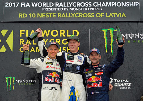 World RX Latvia 2017