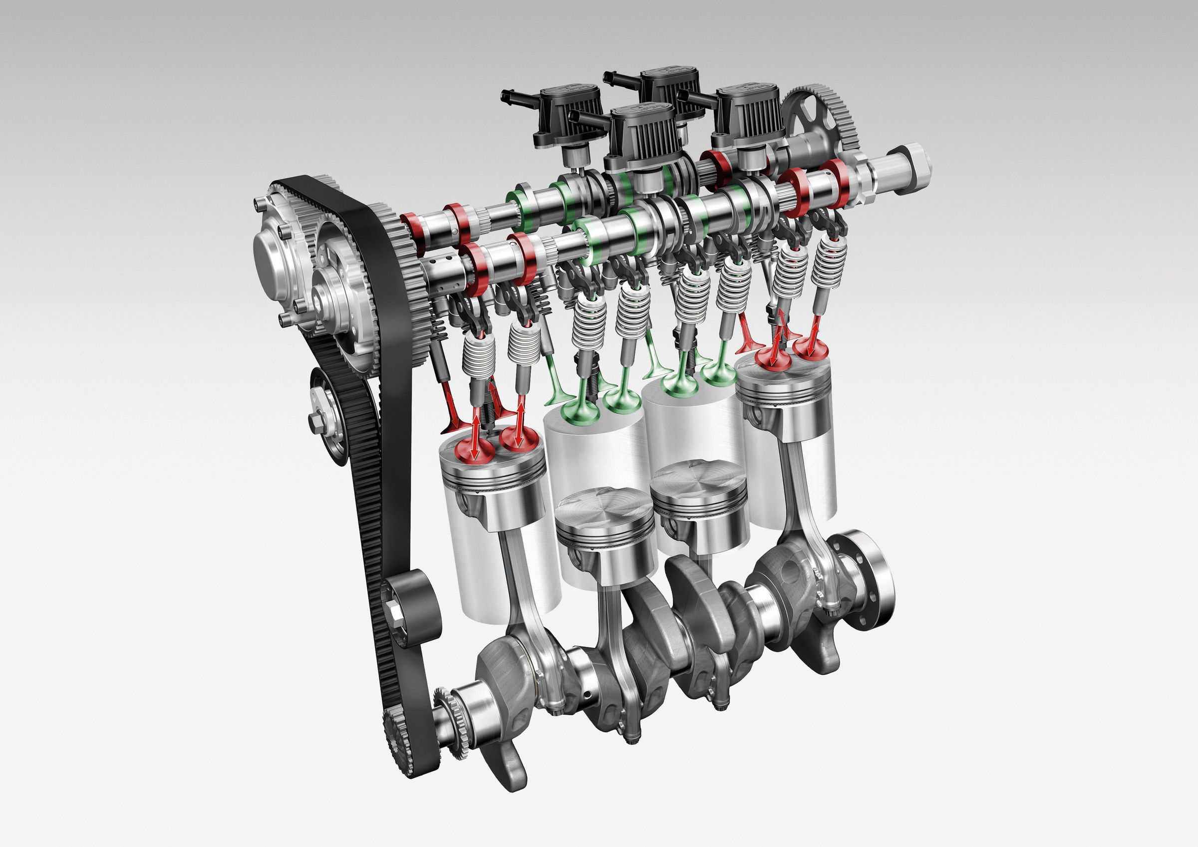 Drive System Audi Mediacenter Best Method For Controlling How A Motor Stops Maximizes Machine Cylinder On Demand