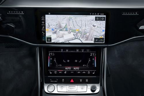 Navigationstechnologie auf höchstem Niveau: