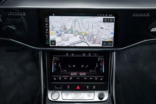 Navigation technology at the highest level