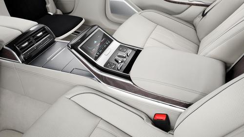 Rear Seat Remote