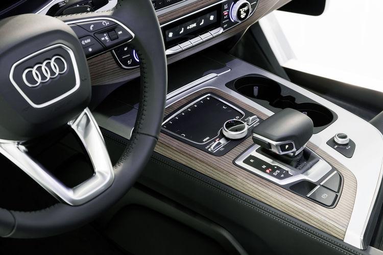 Audi at International CES 2015