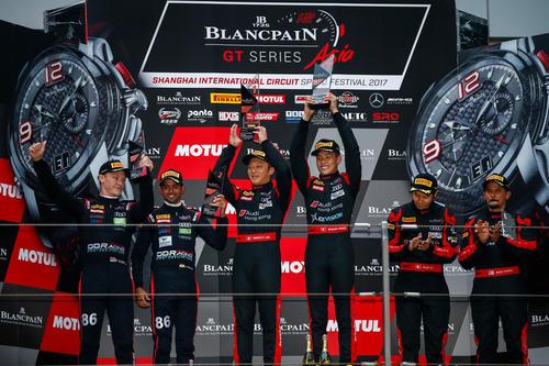 2017 Blancpain GT Series Asia
