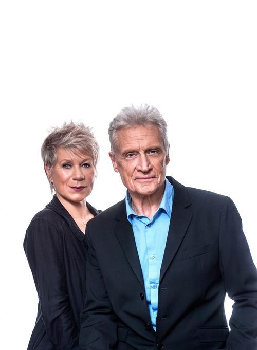 Robert und Angelika Atzorn