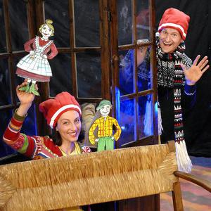 """""""Wie wir in Bullerbü Weihnachten feiern"""""""