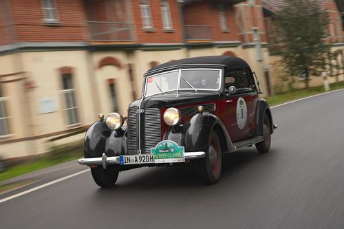 Audi Tradition: 600 Kilometer Sauerland Klassik